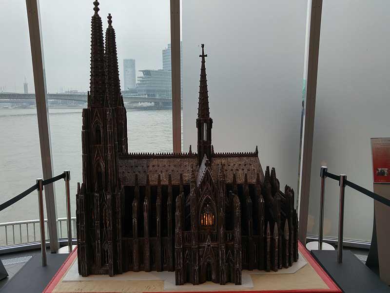 Cosa vedere a Colonia – Il Museo del Cioccolato