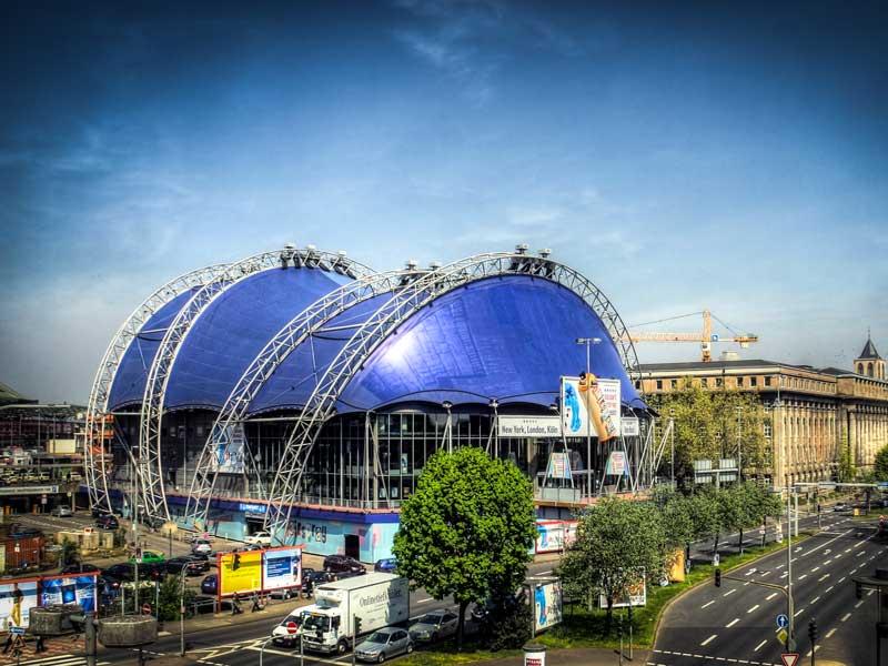 Copertina Musical Dome