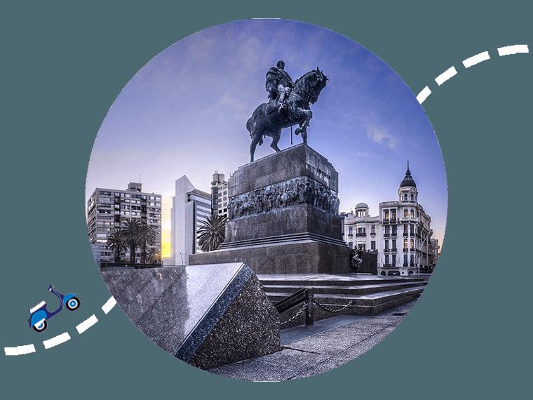 Visitare Montevideo in 3 giorni