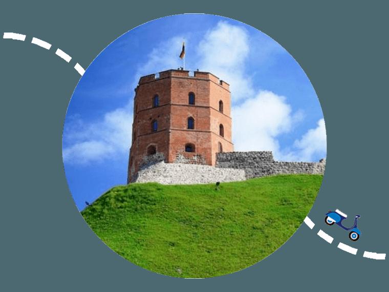 Visitare Vilnius in 4 giorni
