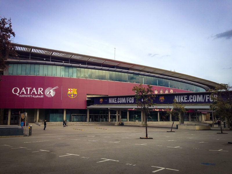 Barcellona - Camp Nou