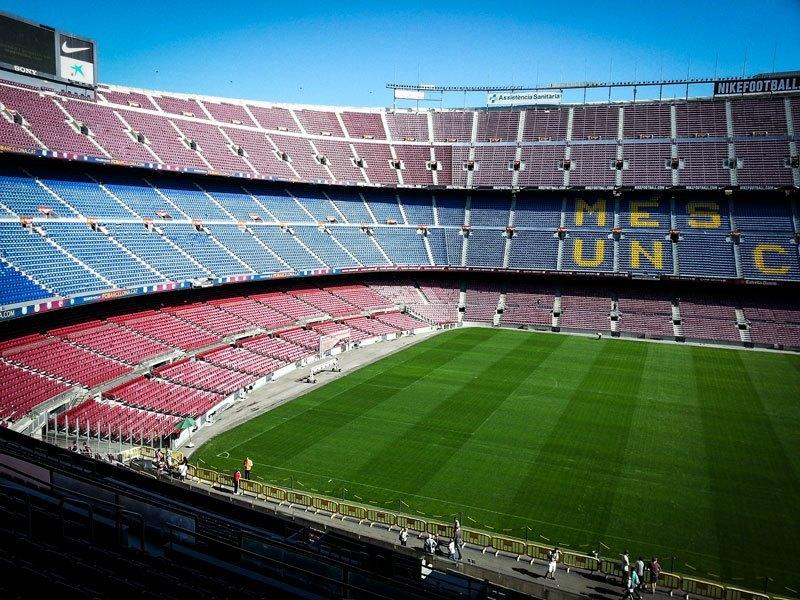 Copertina Il Camp Nou