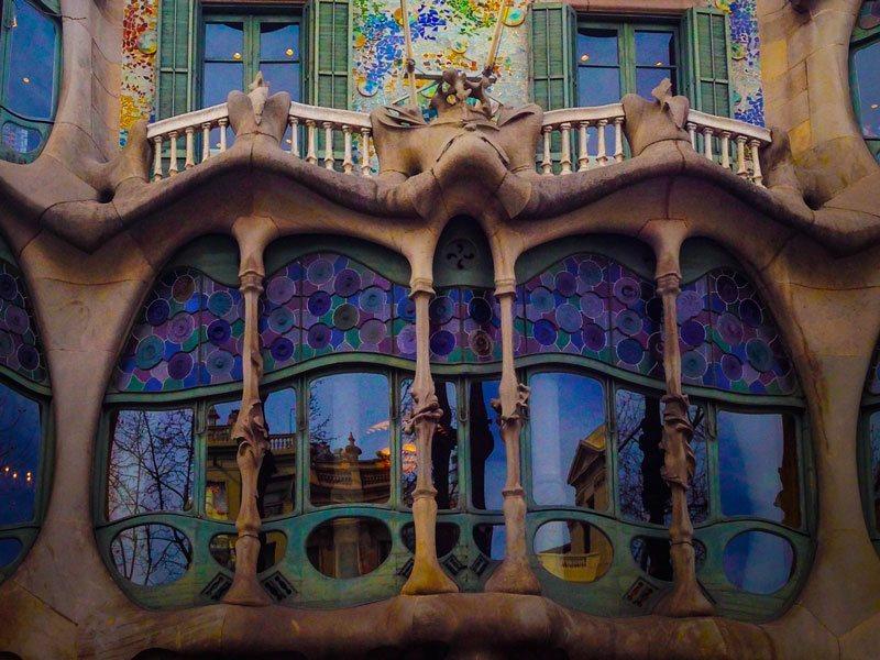Cosa vedere a Barcellona – Casa Batllo