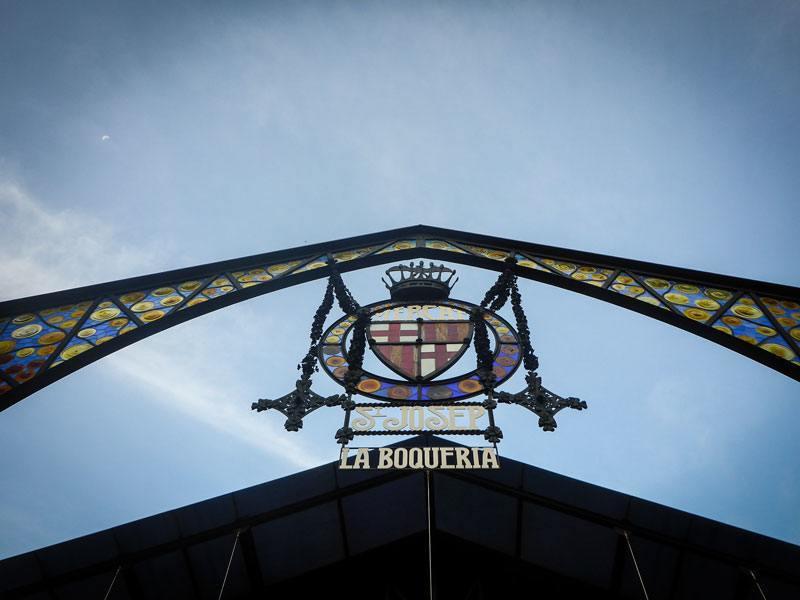 Cosa vedere a Barcellona – La Boqueria di Barcellona