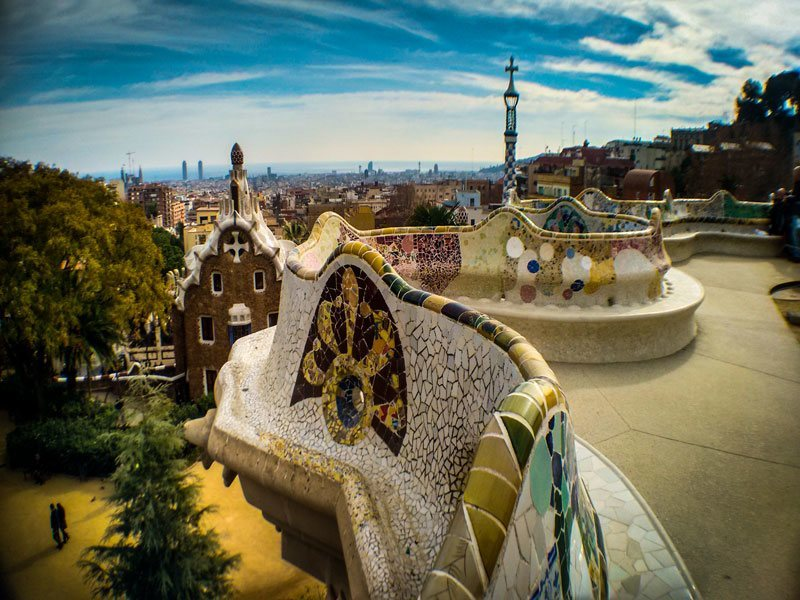 Cosa vedere a Barcellona – Park Guell