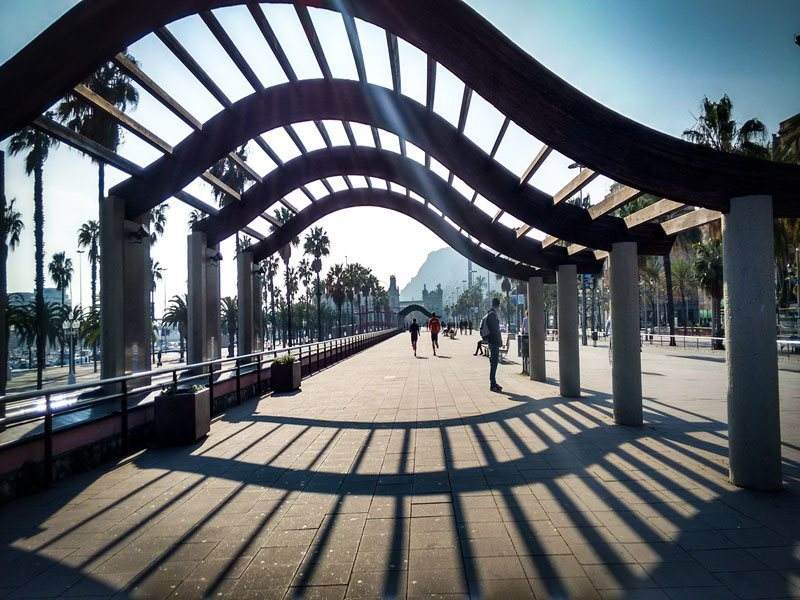 Barcellona - Les Ramblas