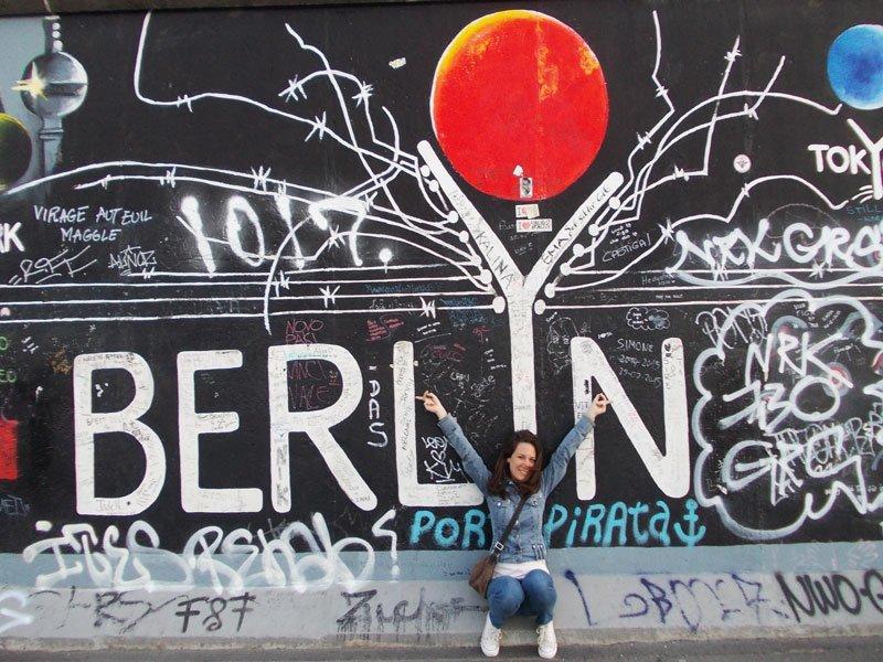 Miriam di CoolTours a Berlino