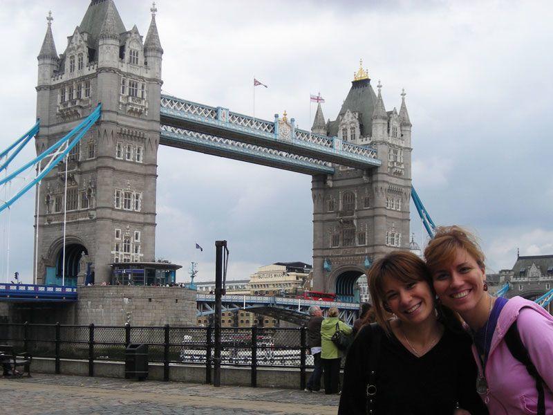 Miriam di CoolTours a Londra