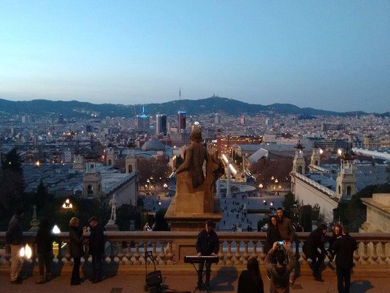 Barcellona - Montjuic