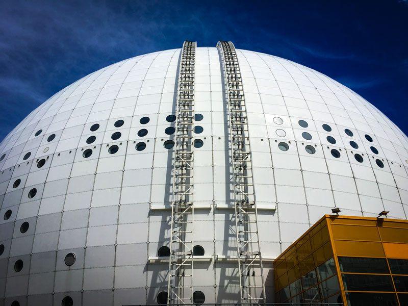 Copertina Ericsson Globe Arena