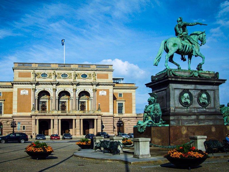 Copertina Royal Swedish Opera