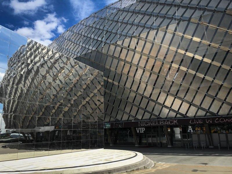 Copertina Tele2 Arena