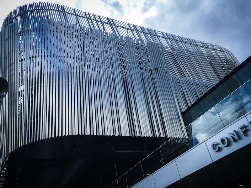 Copertina Waterfront Congress Centre