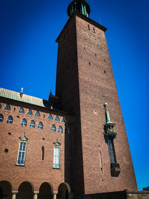 Stoccolma - Municipio di Stoccolma
