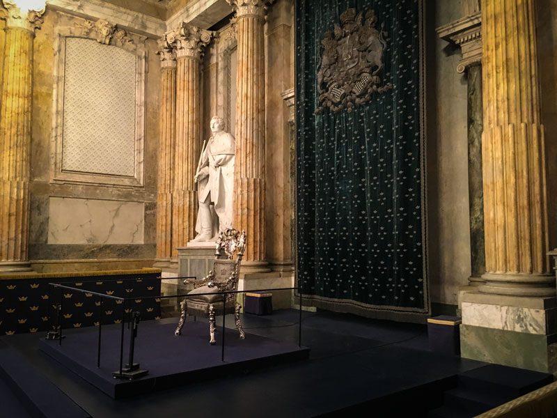 Stoccolma - Palazzo Reale di Stoccolma (Kungliga slottet)