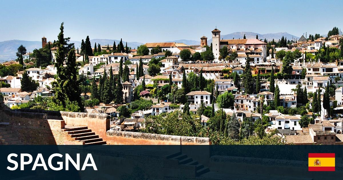Città Spagnole da visitare