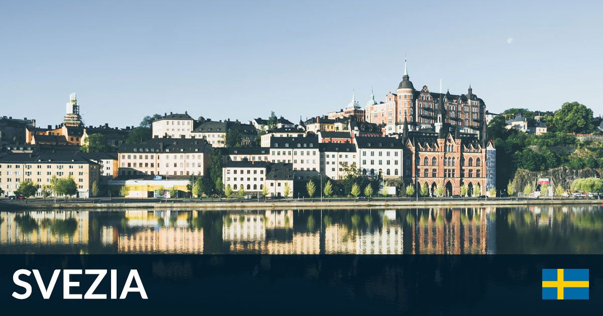 Visitare la Svezia