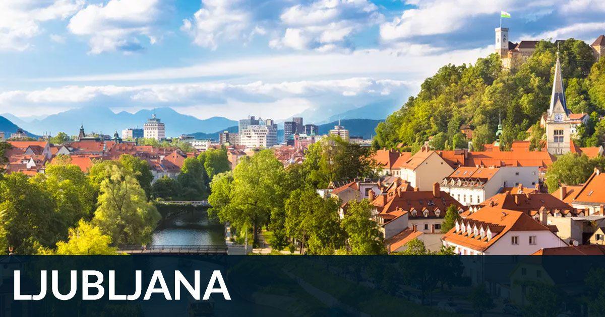 Ljubljana in 3 giorni