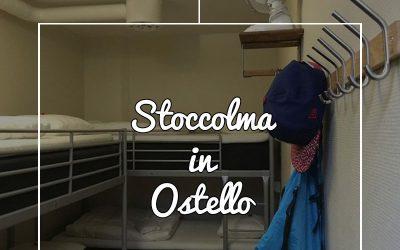 A Stoccolma in ostello? Perchè no!?