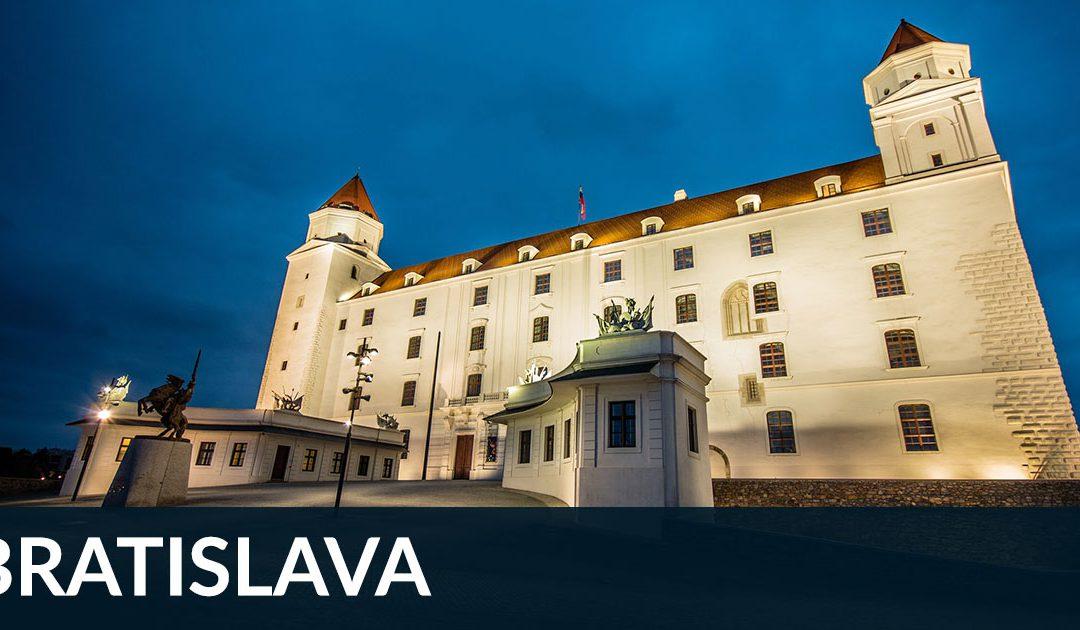 Visitare Bratislava in un giorno