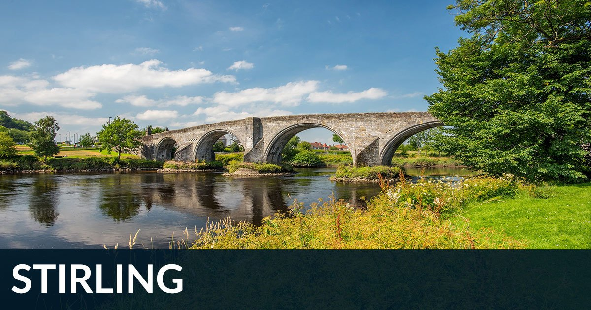 Visitare Stirling in 1 giorno