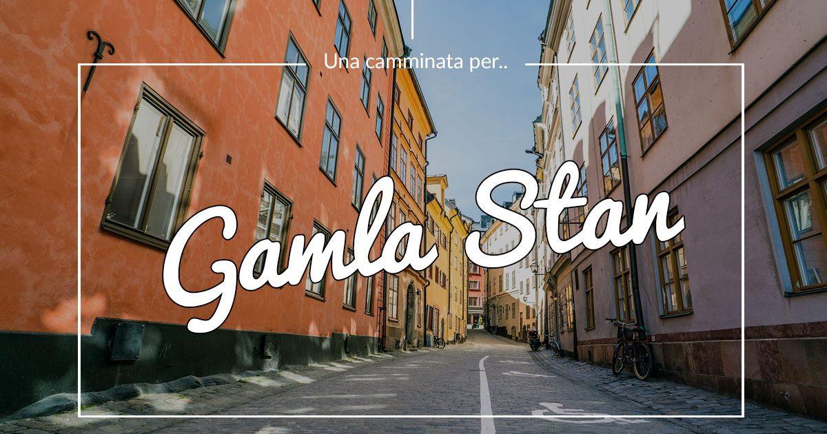Cosa fare a Stoccolma: una camminata per Gamla Stan, la città vecchia