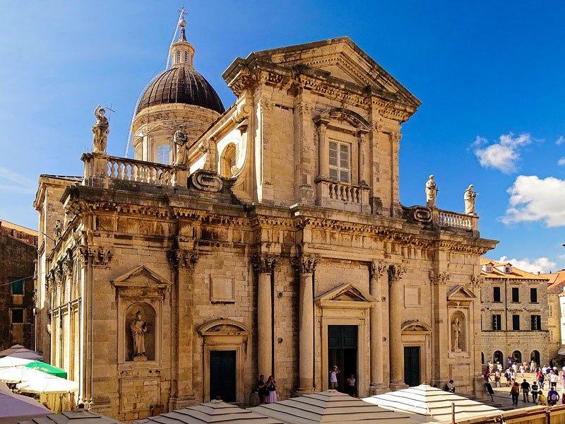 Copertina Cattedrale Dubrovnik