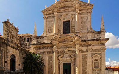 Cosa vedere a Dubrovnik: Chiesa di Sant'Ignazio