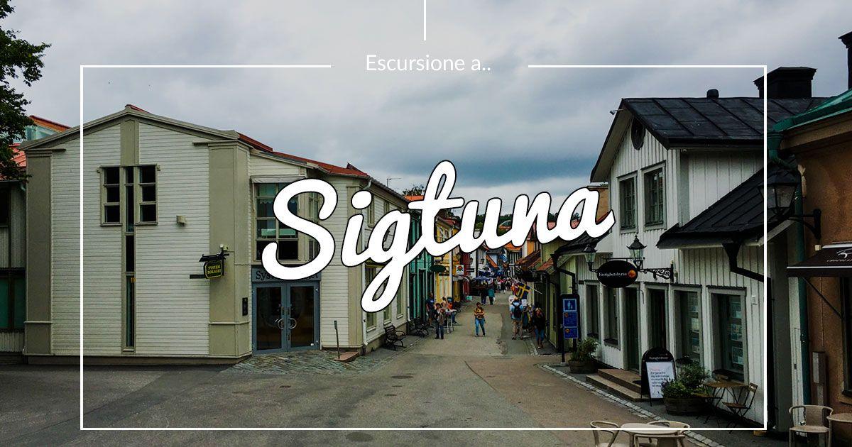 Cosa vedere in Svezia: una giornata a Sigtuna