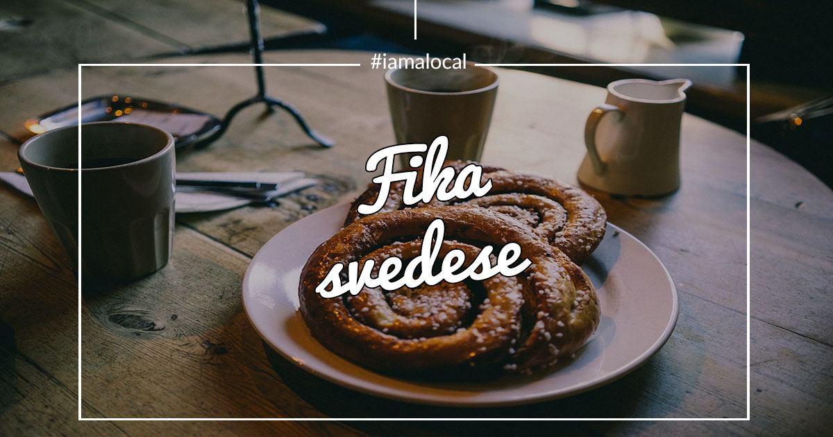 #iamalocal : la Fika svedese, un concetto di pausa caffè slow