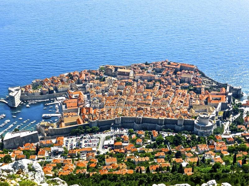 Cosa vedere a Dubrovnik: le Mura di Dubrovnik