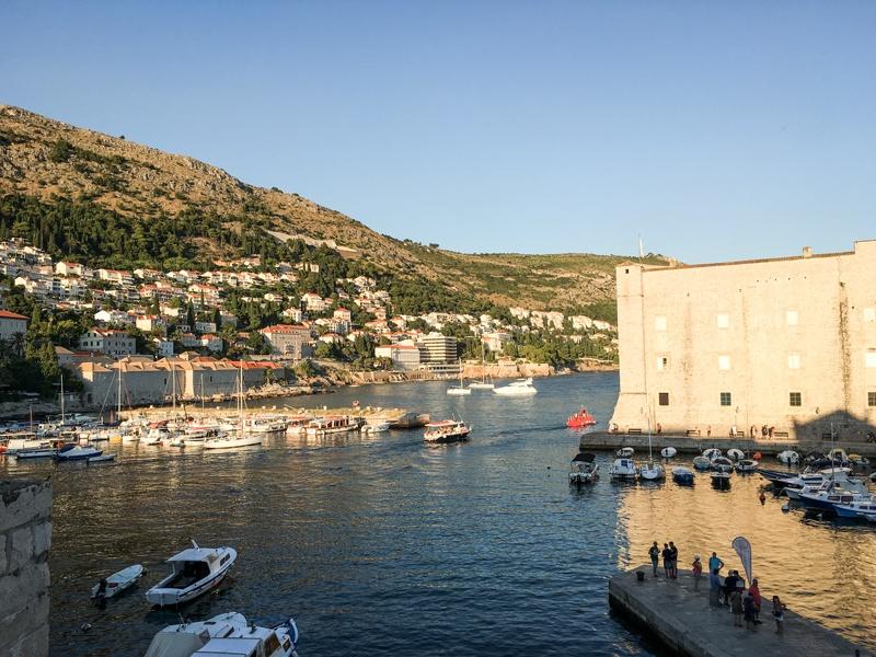 Cosa vedere a Dubrovnik – Porto della Città Vecchia