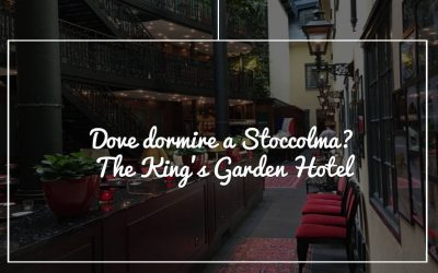 Dove dormire a Stoccolma: Kungstradgarden Hotel