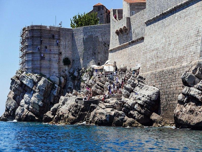 Dubrovnik - Lazzaretto