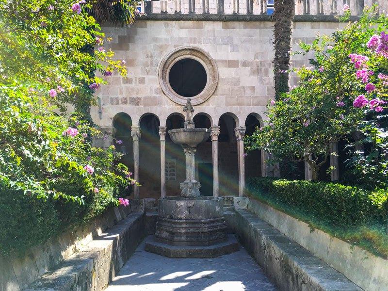Dubrovnik - Monastero Francescano