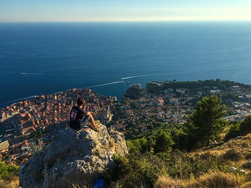 Dubrovnik - Monte Srd
