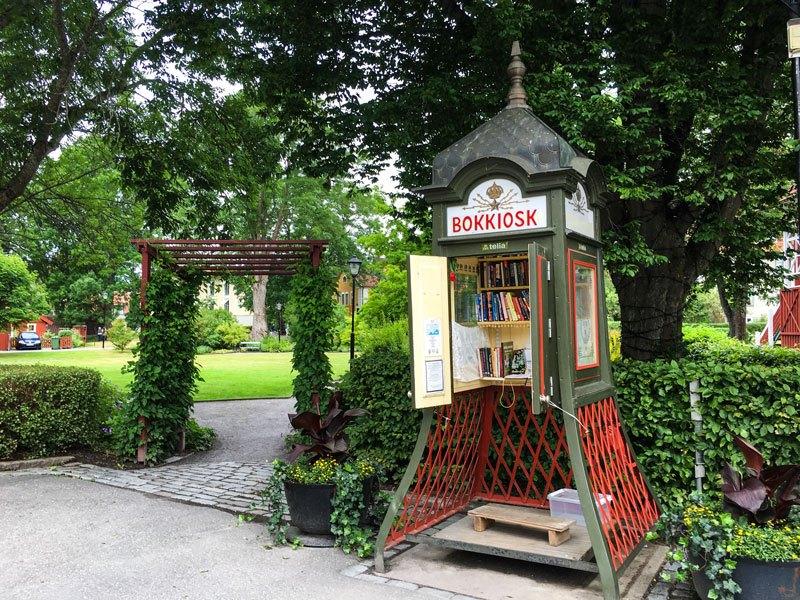 Sigtuna - biblioteca