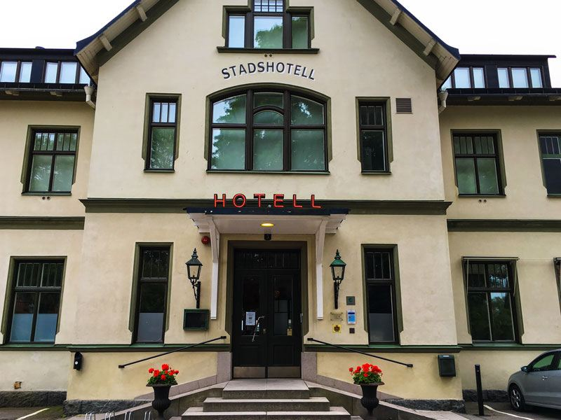 Sigtuna - stardshotell