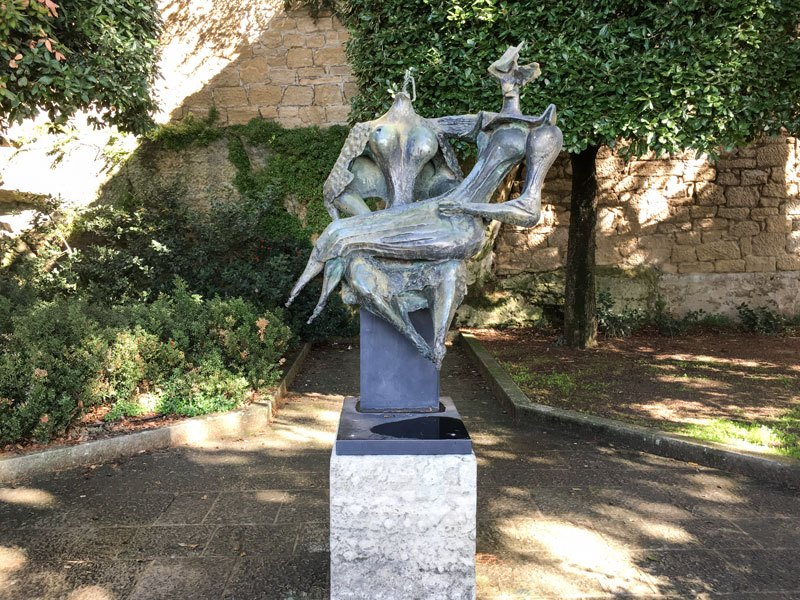 San Marino - Cava e Logge dei Balestrieri