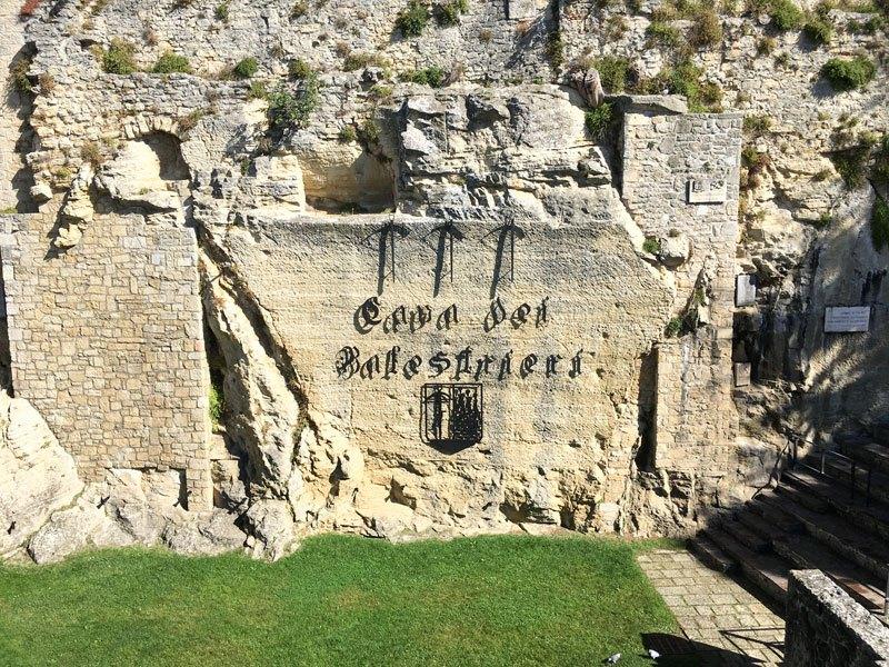 Copertina Cava e Logge dei Balestrieri