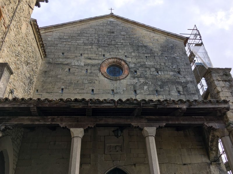 Copertina La Chiesa di San Francesco ed il museo