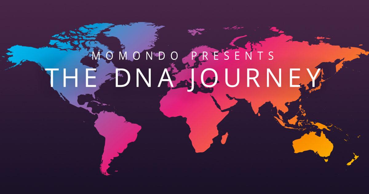 Momondo The DNA Journey: sono arrivati i miei risultati