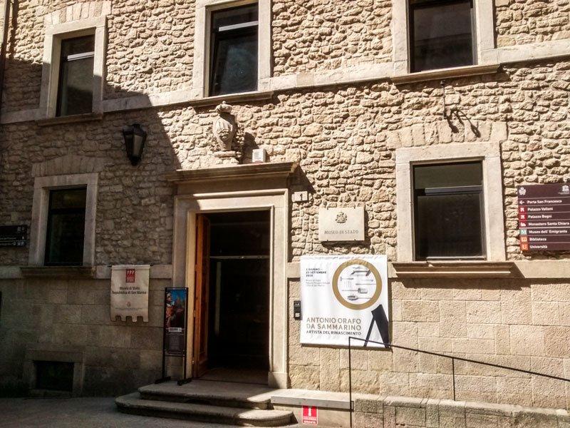 Cosa vedere a San Marino – Il Museo di Stato