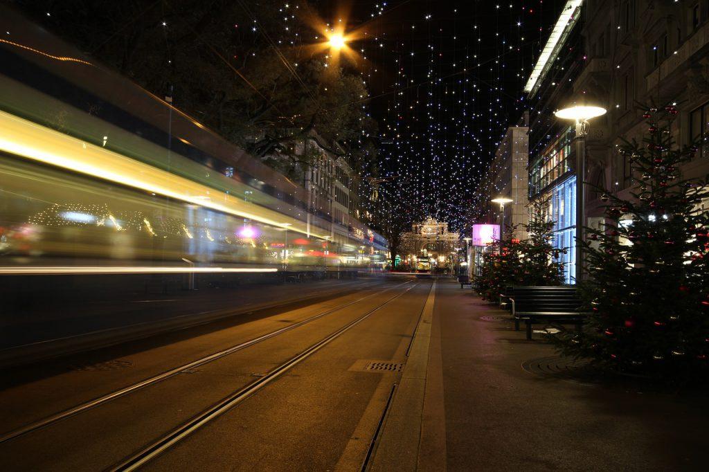 Mercatini di Natale - Zurigo
