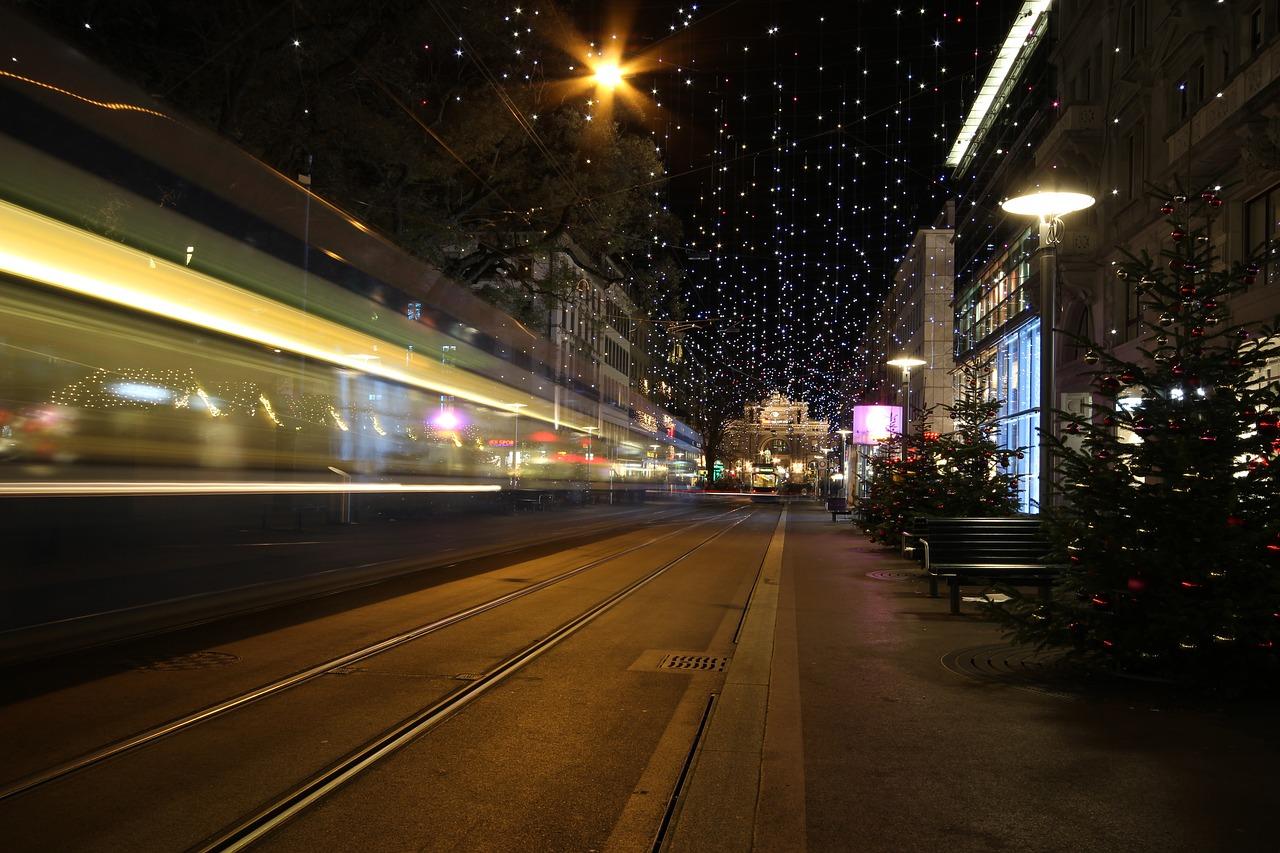 Zurigo - Mercatini di Natale