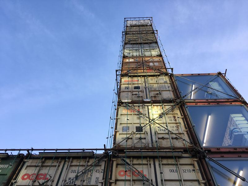 Cosa vedere a Zurigo – La FREITAG Tower