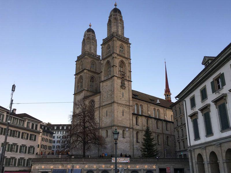 Cosa vedere a Zurigo – Grossmünster