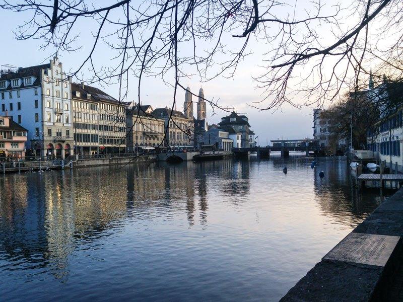 Zurigo - Schipfe