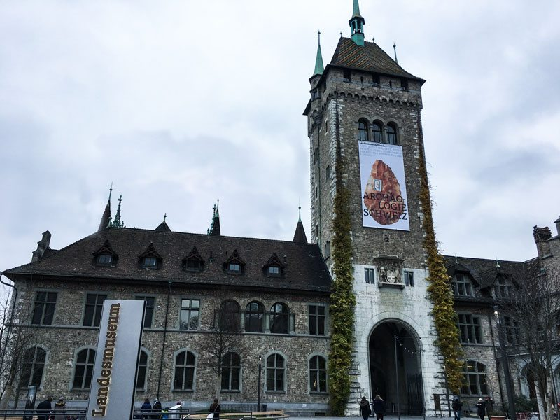 Copertina Landesmuseum