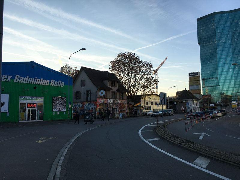 Zurich West - Badminton